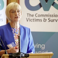 Victims' commissioner Judith Thompson told her contract will not be renewed