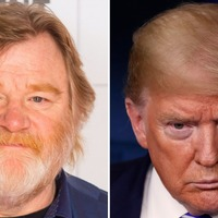 First look at Brendan Gleeson as Donald Trump in TV drama The Comey Rule