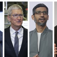 Big Tech CEOs tell Congress they do not stifle competition