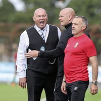 I questioned my decision to return to the sideline: Ballymena United boss David Jeffrey