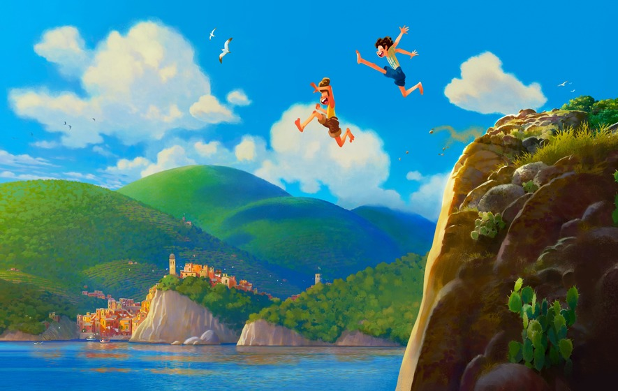 Pixar's new original film Luca slated for Summer 2021