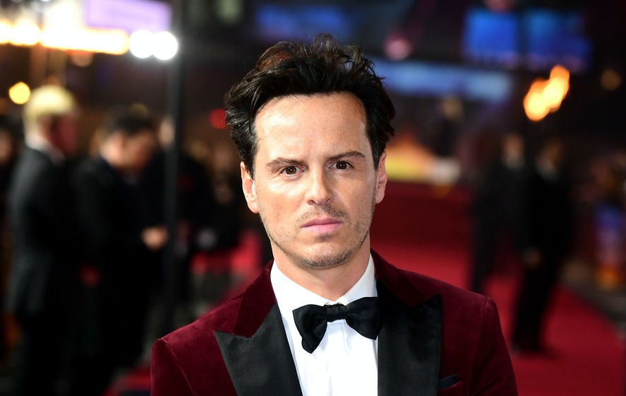 Andrew Scott hospitalised for 'minor' operation