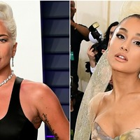 Lady Gaga and Ariana Grande react to their MTV VMAs nominations