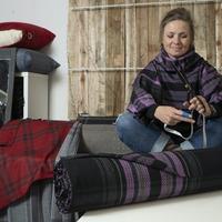 New tartan created to help save Scotland's heritage