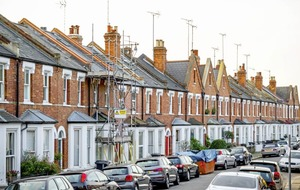 House prices rise £4,500 after months in the doldrums