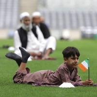 Video: Eid prayers at Croke Park 'symbol of religious unity during pandemic'