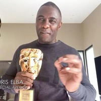 Idris Elba says Bafta special award is chance to give back to others