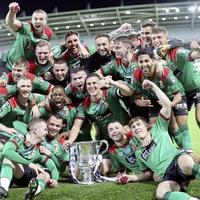 Robbie McDaid strikes late to win Irish Cup for Glentoran