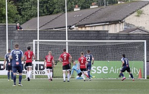 Derry City slump to home loss against Sligo Rovers