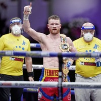 James Tennyson stops Gavin Gwynne to win the British Lightweight title