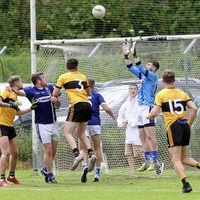 Blistering finish by St Enda's as 14-man St Gall's falter