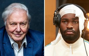 Sir David Attenborough and rapper Dave collaborate for TV special