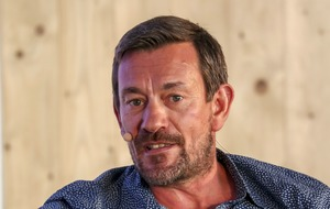 Ollie Ollerton posts about 'change' after SAS: Who Dares Wins exit confirmed