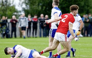 Magherafelt's Quinn marks Rossa return after Dublin adventure