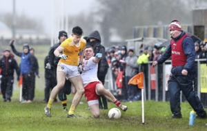 Tyrone U20s injury blow to Errigal Ciaran star Darragh Canavan
