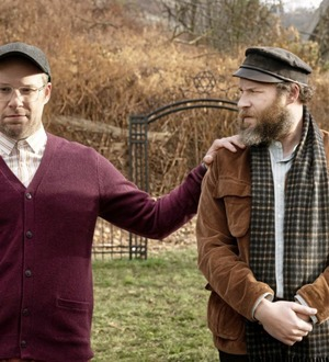 Film review: An American Pickle offers two Seth Rogens for the price of one
