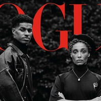 Marcus Rashford and Adwoa Aboah to feature on British Vogue's September issue