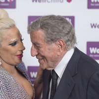 Lady Gaga among stars wishing crooner Tony Bennett a happy 94th birthday
