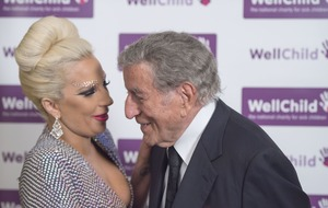 Lady Gaga among stars wishing crooner Tony Bennett a happy 94th birthday