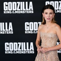 Millie Bobby Brown says her heart is broken after death of family dog