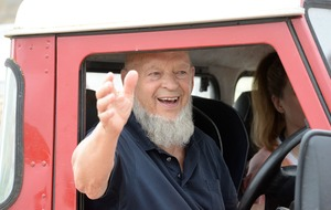Michael Eavis 'moving heaven and earth' for Glastonbury 2021