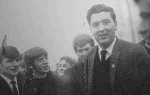 Be more like John Hume and Lewis Hamilton - keep climbing the hill