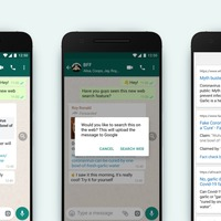 WhatsApp adds web search feature to help users debunk misinformation