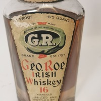 Rare Irish whiskey expected to fetch 12,000 euros in online auction