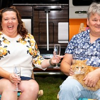 Scratchcard winners trade world tour for UK campervan trips due to lockdown