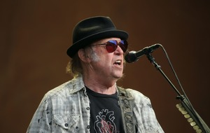 Neil Young sues Trump campaign over use of famous tunes