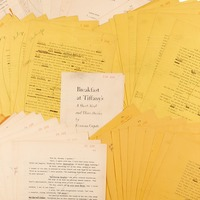 Breakfast At Tiffany's manuscript sells for £377,000 at auction