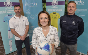 New soccer club FC Mindwell launched to help mental health in Northern Ireland