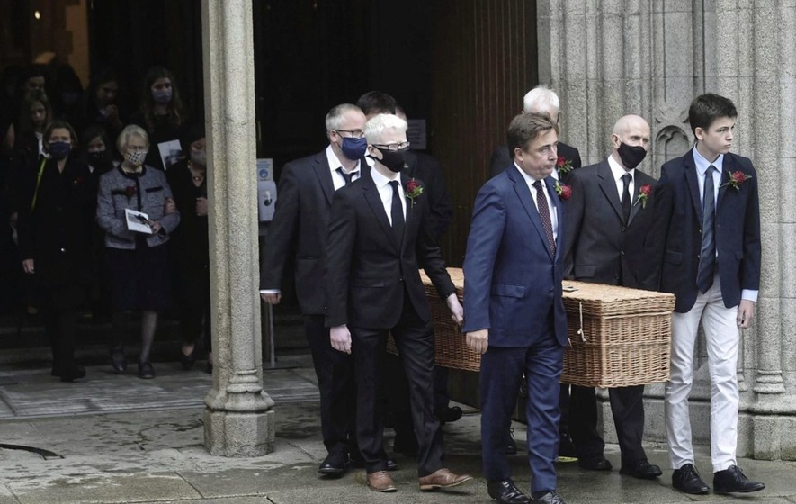 John Hume: A fitting end to a life well lived