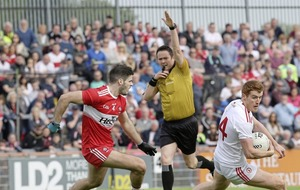 McKaigue injury blow for Derry