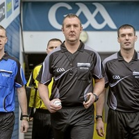 Enda McGinley: 'I must not shout at the referee, I must not shout at referee'