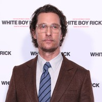 Matthew McConaughey reveals he thought acting would only ever be a hobby