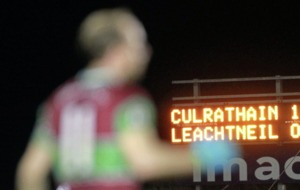 Slaughtneil and Coleraine must be near sick of other
