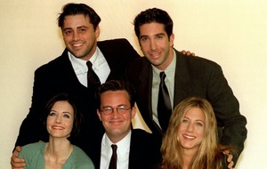 They'll be there for you… eventually: Friends reunion special delayed