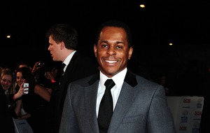 Andi Peters praises ITV for 'getting more black faces on television'