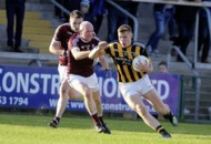 Crossmaglen cruise to comfortable victory over Silverbridge Harps