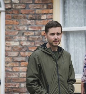 Coronation Street releases first pic of new Todd Grimshaw