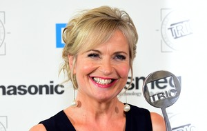Carol Kirkwood surprises viewers with 'doggers' slip-up