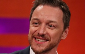 James McAvoy donates cash to help youth theatre become more accessible