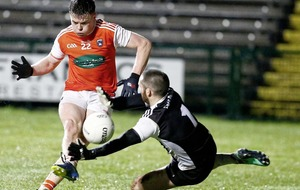 Armagh forward Aidan Nugent to miss inter-county season after cruciate injury
