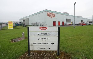 Meat plant suspends operations amid efforts to suppress coronavirus spike in Co Offaly