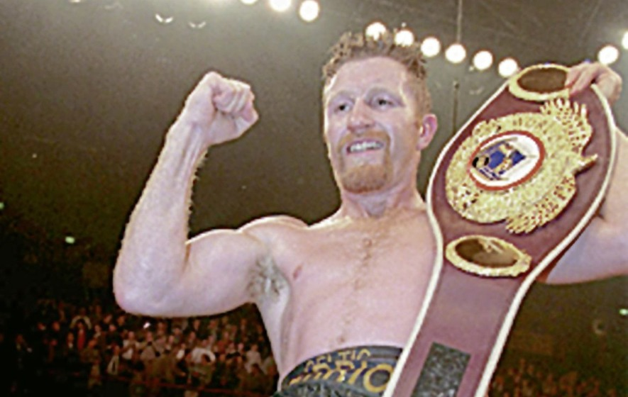 Frampton confirms Traynor fight -