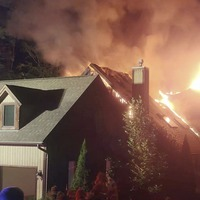 Celebrity chef Rachel Ray's New York home engulfed in massive fire