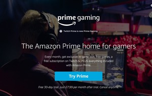 Amazon rebrands Twitch Prime to Prime Gaming