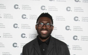 Kwame Kwei-Armah says a woman removed her mask to cough in his son's face