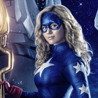 TV Quickfire: Luke Wilson and Brec Bassinger on Amazon's new superhero show Stargirl